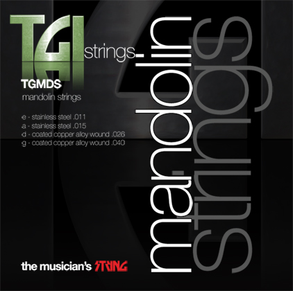 TGI mandolin strings