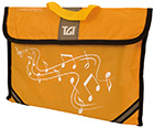 TGI Music Bag: Yellow